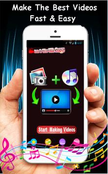 Photo To Video With Song screenshot 5