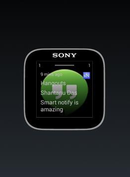 Smart Notifications SmartWatch screenshot 2