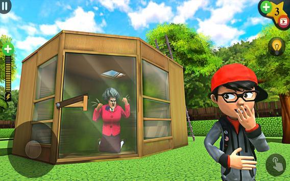 18 Schermata Scary Teacher 3D