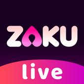 ZAKU live आइकन