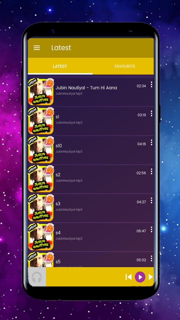 Jubin Nautiyal Offline Tum Hi Aana Songs Hindi For Android Apk