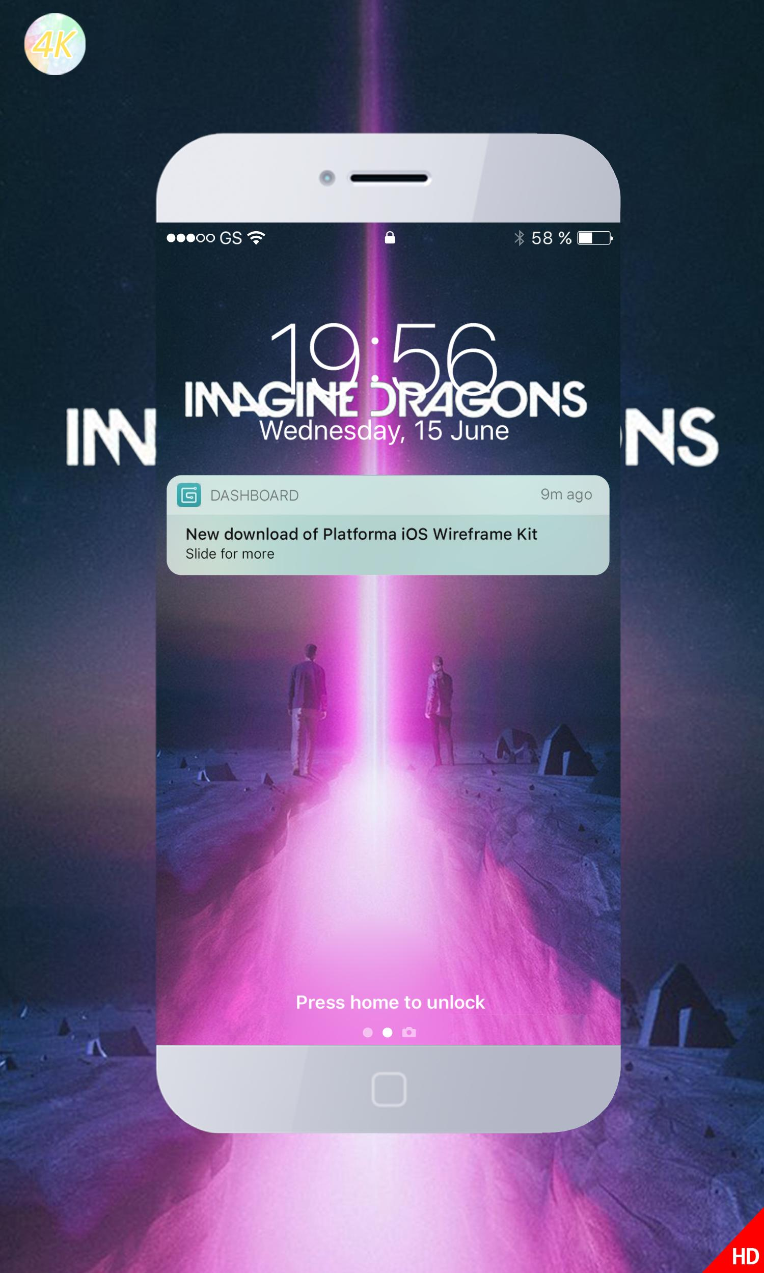 Imagine Dragons Wallpapers For Android Apk Download