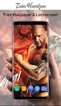 🥊 Batista Wallpaper HD 🥊 screenshot 1
