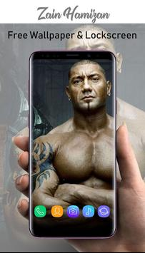 🥊 Batista Wallpaper HD 🥊 screenshot 2