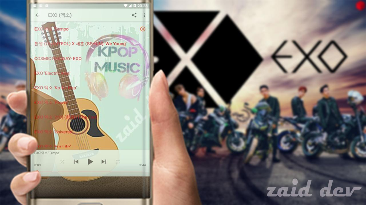 EXO - LOVE SHOT mp3 for Android - APK Download