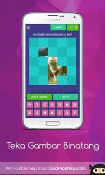 Teka Gambar Binatang screenshot 3