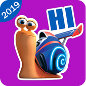New Cartoon Stickers For Whatsapp - WAStickerApps icon