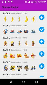 New Cartoon Stickers For Whatsapp - WAStickerApps poster
