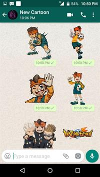 New Cartoon Stickers For Whatsapp - WAStickerApps screenshot 2