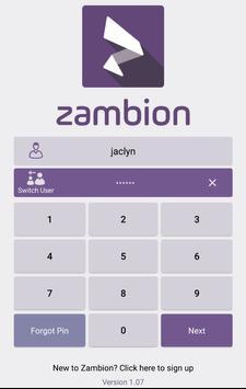Zambion poster