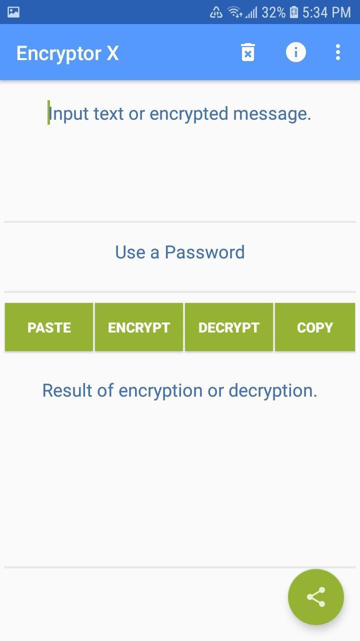 App secret android text 24 hidden
