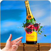 Shoot a Bottle : New Spinner Games icon