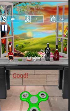 Shoot a Bottle : New Spinner Games screenshot 14