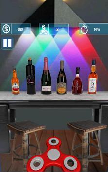 Shoot a Bottle : New Spinner Games screenshot 16