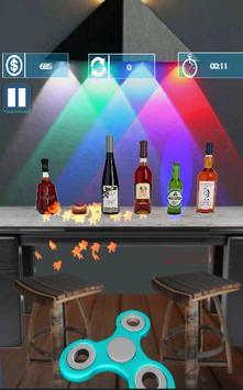 Shoot a Bottle : New Spinner Games screenshot 5