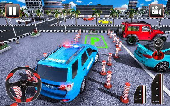 Police Parking Adventure - Car Games Rush 3D screenshot 7