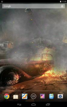 Живые обои World of Tanks Ekran Görüntüsü 10