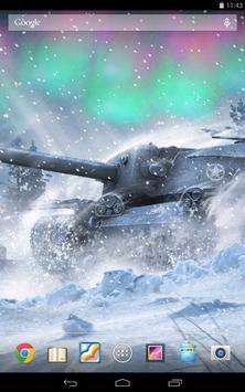 Живые обои World of Tanks Ekran Görüntüsü 11