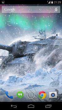 Живые обои World of Tanks Ekran Görüntüsü 1