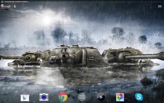 Живые обои World of Tanks Ekran Görüntüsü 7