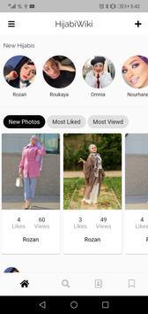 HijabiWiki screenshot 2