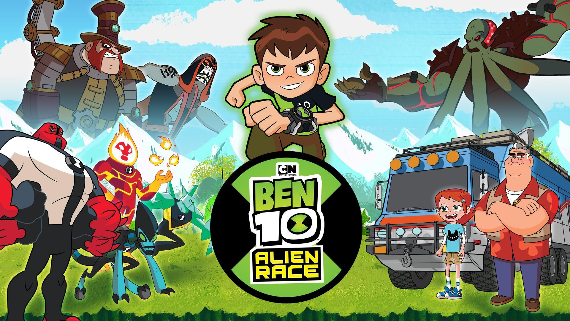 Ben 10 Alien Race For Android Apk Download