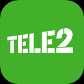 Tele2 Online TV أيقونة