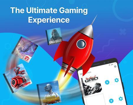Oyun hızlandırıcı - Gaming mode game booster gönderen