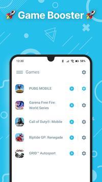Gaming Mode syot layar 1