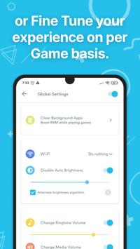 Gaming Mode syot layar 3