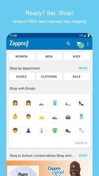 Zappos ポスター