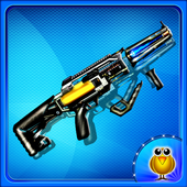 Super Heroes Weapon Builder icon