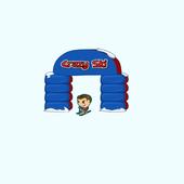 Crazy Ski Fun icon