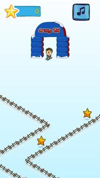 Crazy Ski Fun screenshot 1