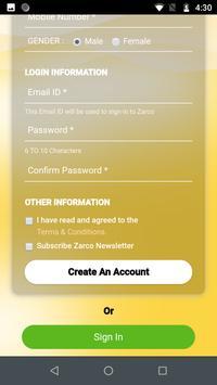 Zarco screenshot 4