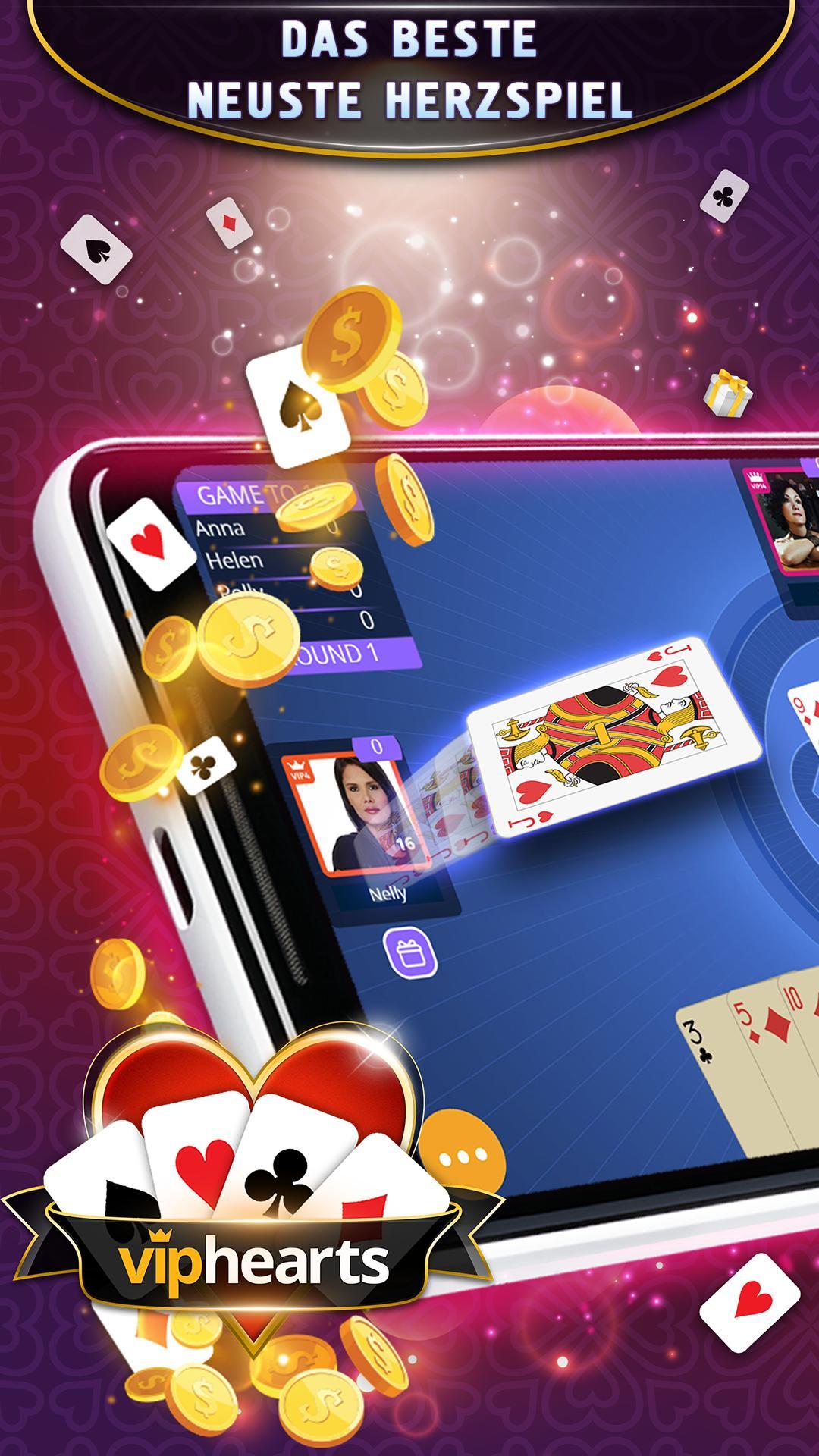 Hearts Kartenspiel Online Kostenlos