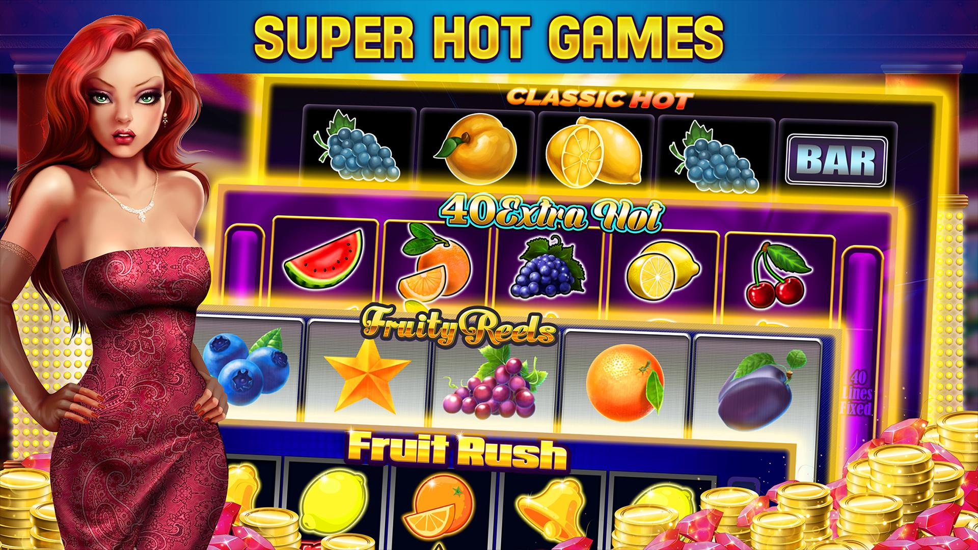 Free Downloadable Casino Slot Games