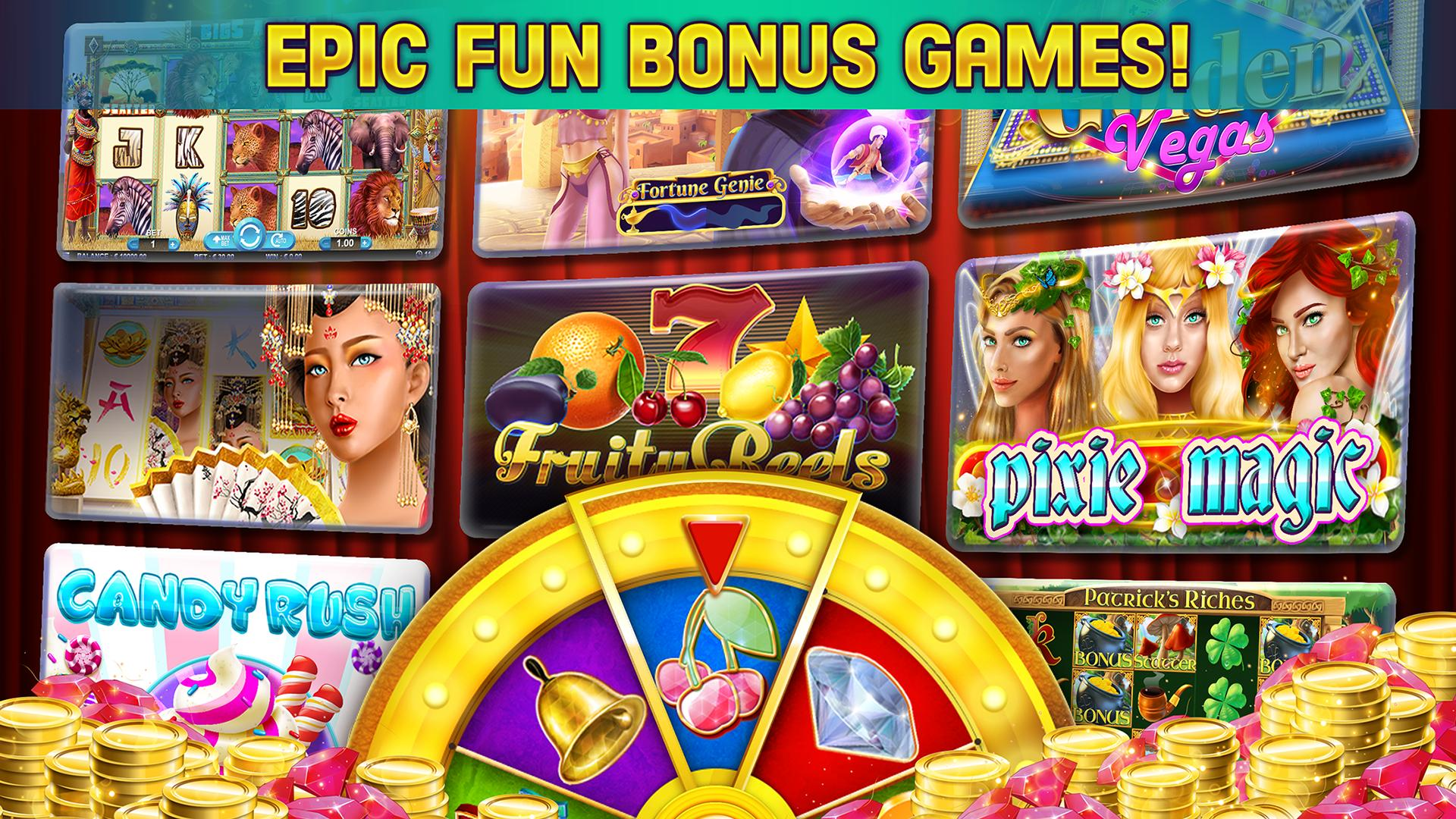 Free Slot Machine Games Offline