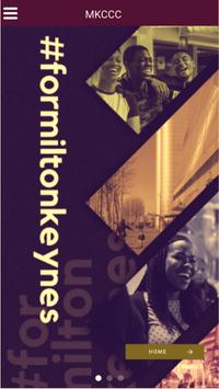 MKCCC Church poster