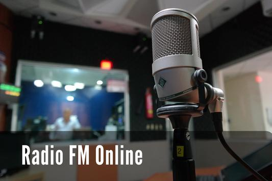 radio fm online poster