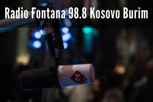 radio fontana 98.8 kosovo burim screenshot 8