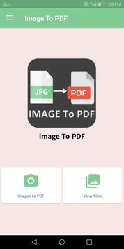 JPG to PDF Converter screenshot 5