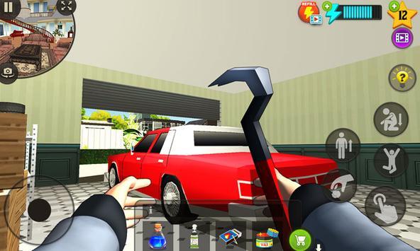 3 Schermata Scary Stranger 3D