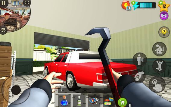 11 Schermata Scary Stranger 3D