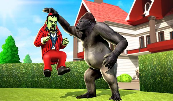 5 Schermata Scary Stranger 3D