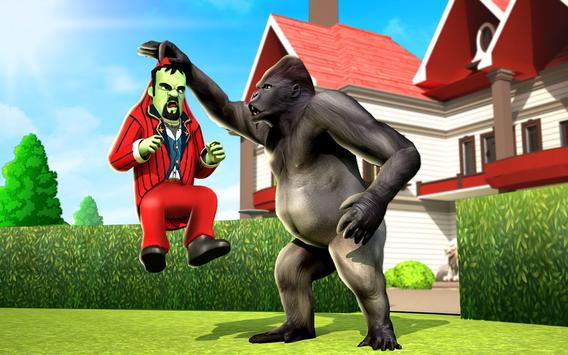 9 Schermata Scary Stranger 3D