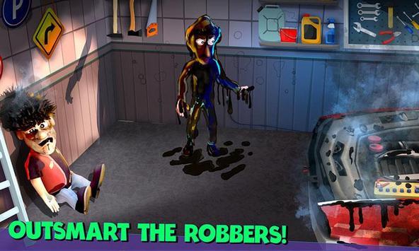 Scary Robber imagem de tela 2