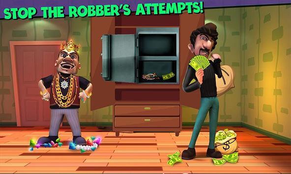 Scary Robber imagem de tela 4