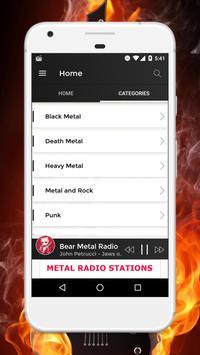 Metal Radio Stations - The Best Metal Music Online screenshot 4