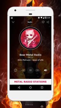 Metal Radio Stations - The Best Metal Music Online screenshot 1